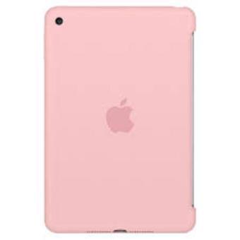 Funda Apple Silicon Case para iPad mini 4 Rosa