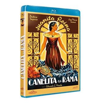 Canelita en rama - Blu-Ray