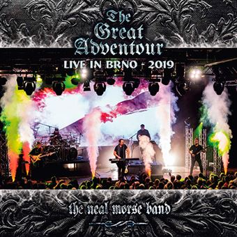 The Great Adventour - Live in Brno 2019 - 2 CD + 2 Blu-Ray
