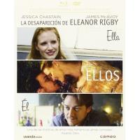 La desaparición de Eleanor Rigby - Blu-Ray -  Ed Coleccionista