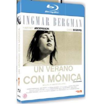 Un verano con Mónica - Blu-Ray