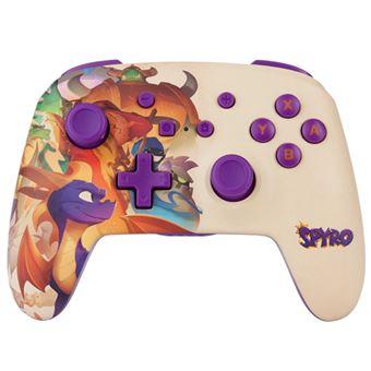 Mando inalámbrico Bluetooth Spyro para Nintendo Switch
