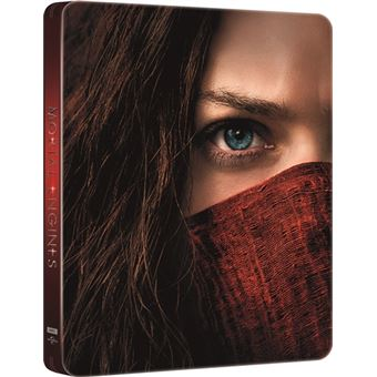 Mortal Engines - Steelbook Blu-Ray + Blu-Ray Extras