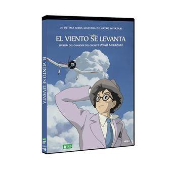 El viento se levanta - DVD