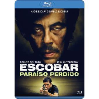 Escobar: Paraíso perdido - Blu-Ray