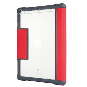 Funda STM Dux Plus Rojo para iPad Pro 11''