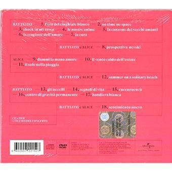 Live in Roma (CD + DVD)