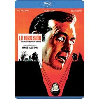 La obsesión - Blu-Ray