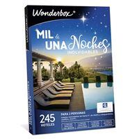 Caja regalo WonderBox Mil y una noche inolvidables