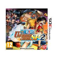 One Piece: Unlimited Cruise SP2 Nintendo 3DS