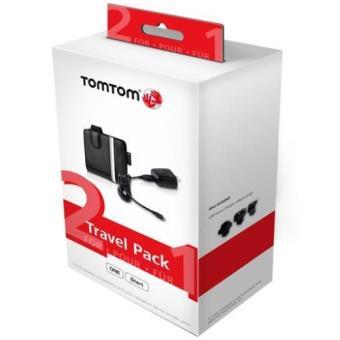 TomTom 2 for One / Start Pack cargador + funda