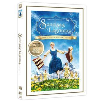 Sonrisas y lágirmas - Colección Oscars - DVD