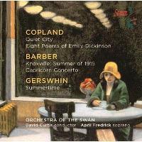 Copland, Barber & Gershwin