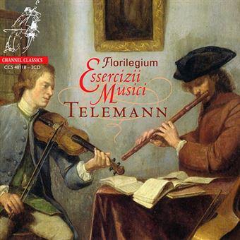 Telemann - Essercizii Musici
