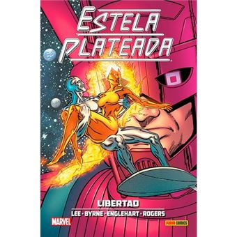 Estela Plateada 1 - Libertad