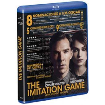 The imitation game - Descifrando Enigma - Blu-Ray