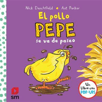 El pollo Pepe se va de paseo