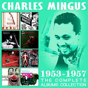 The Complete Albums Collection 1953-1957 - 4 CD