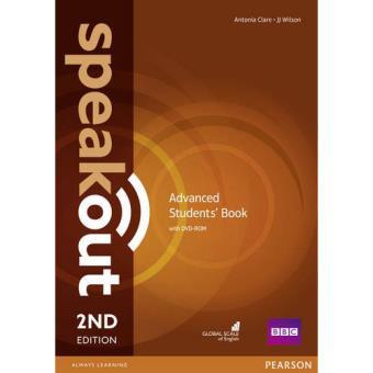 Speakout. Advanced Students' book (Segunda Edición, Contiene DVD)