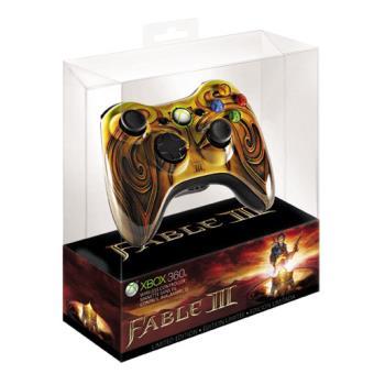 Mando Inalámbrico Edición Limitada Fable III Xbox 360