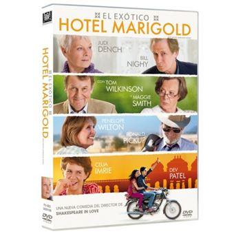 El exótico hotel Marigold - DVD