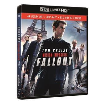Misión imposible 6: Fallout - UHD + Blu-Ray