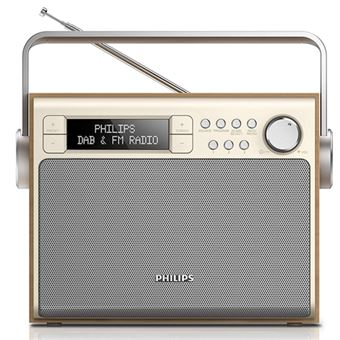 Radio portátil Philips AE5020712