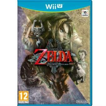 The Legend of Zelda: Twilight Princess Wii U