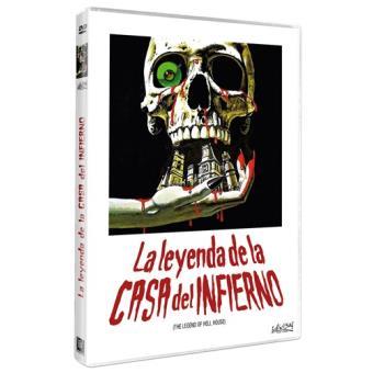 La Leyenda de la Casa del Infierno - DVD