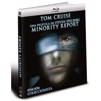 Minority Report - Blu-Ray + DVD + Libro