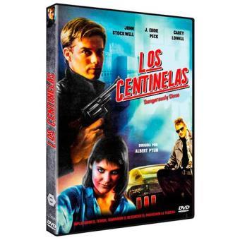 Los centinelas - DVD