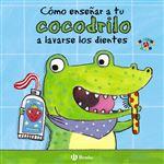 Como enseñar a tu cocodrilo a lavar