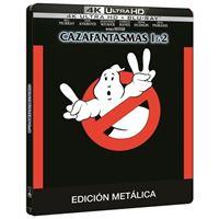 Cazafantasmas 1-2 - Steelbook Blu-Ray