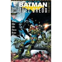 Batman / Juez Dredd 2