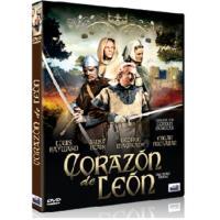 Corazón de León - DVD