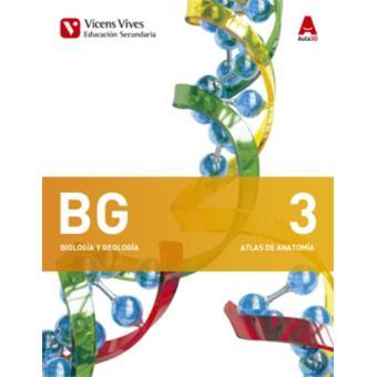 BG 3 + Atlas Anatomía