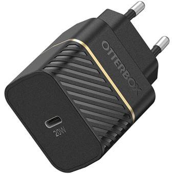Cargador de pared de carga rápida Otterbox USB-C, 20 W