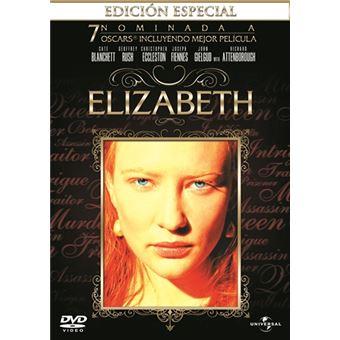 Elizabeth Ed Especial - DVD