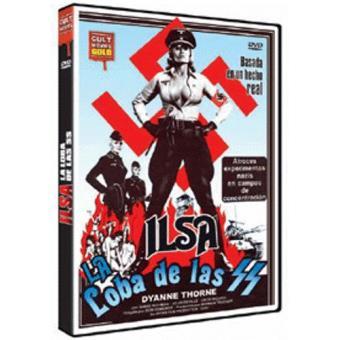 Ilsa. La loba de las SS - DVD