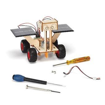 Robot solar DIY
