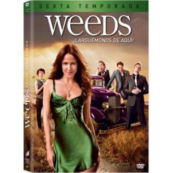 Weeds - Temporada 6 - DVD