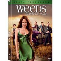 Weeds  Temporada 6 - DVD