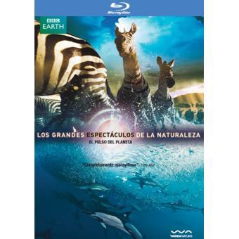 Los grandes espectáculos de la naturaleza - Blu-Ray