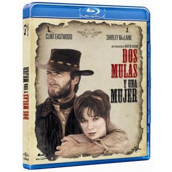 Dos mulas y una mujer - Blu-Ray