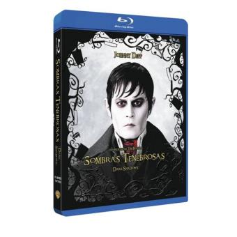 Sombras tenebrosas - Blu-Ray