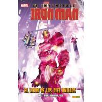 Invencible Iron Man. El Libro de los Diez Anillos