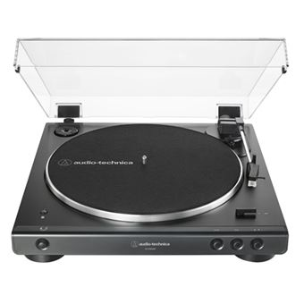 Tocadiscos Audio Technica AT-LP60XBT Negro