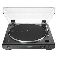 Tocadiscos Audio Technica AT-LP60XBT Negro
