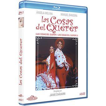 Pack Las Cosas del Querer I y II - Blu-Ray