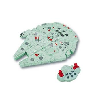 Giochi Preziosi, Star Wars Classic Saga IR Millennium Falcon (25 cm)
